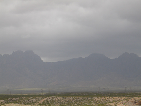 Organ Mountains - Dust