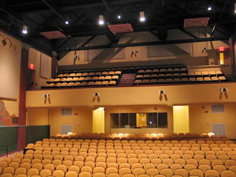 Rio Grande Theatre - Interior