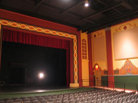 Rio Grande Theatre - Seats 422
