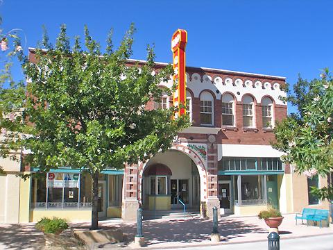Rio Grande Theatre - Las Cruces