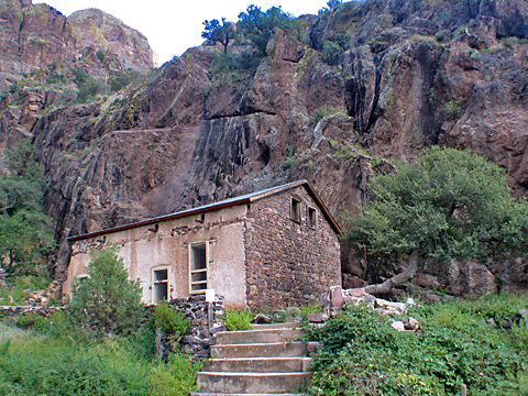 Van Patton Mining Camp - Dripping Springs