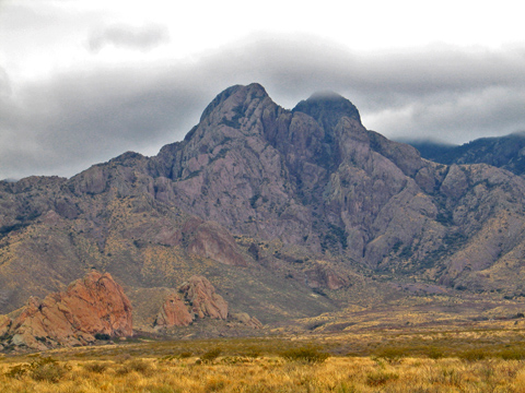 Organ Mountains - Las Cruces