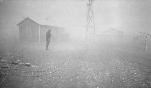 Dust Bowl - 1935 - New Mexico