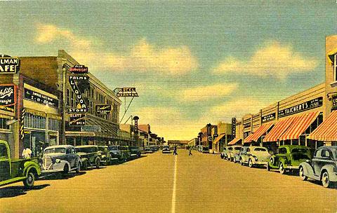 Las Cruces - Main Street