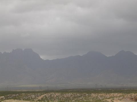 Organ Mountains - Dust