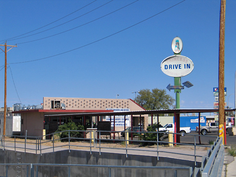 Princess Drive-In - Las Cruces