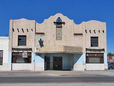 Mission Theatre - El Paso, Texas