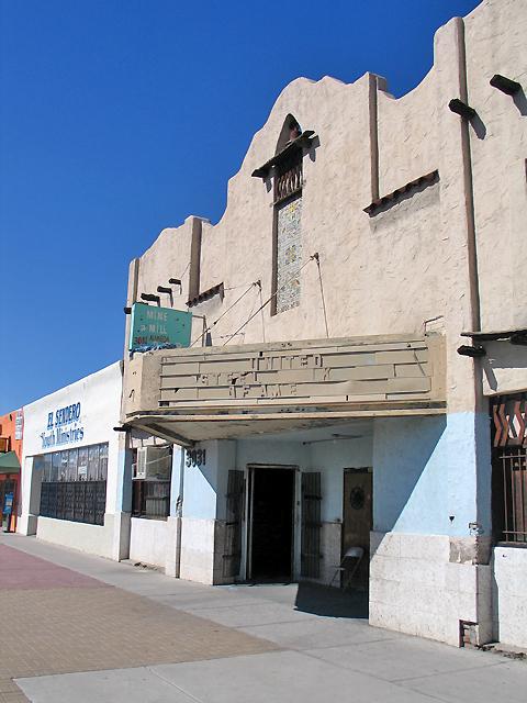 Mission Theater - El Paso