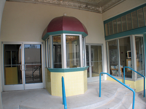 Rio Grande Theatre - Ticket Booth