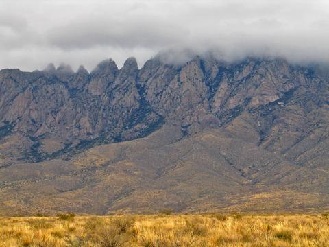 Organ Mountains - Las Cruces