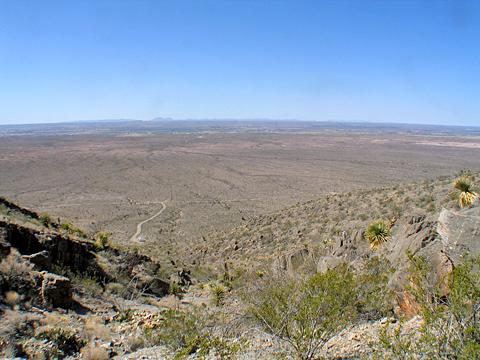 Bishop's Cap Peak