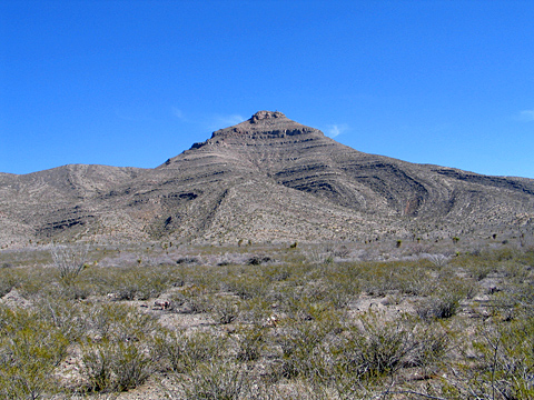 Bishop's Cap Peak